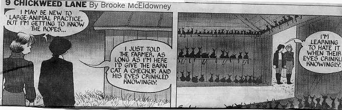 9 Chickweed Lane cartoon